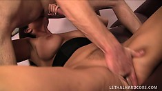 Miss St Michaels is a dirty MILF fucking her young stud Romeo