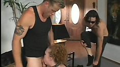 Saucy young Audrey is eager to get her tight meat wallet stuffed