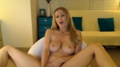 Milf Masturbation Webcam Video