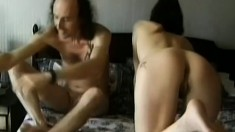 Mature amateur brunette gets nasty and fucks for her part in a photo shoot