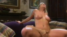 Haley Paige gets picked up for some hot sex and gets hammered