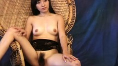 Sexy young Yume loves undressing and posing naked for the camera