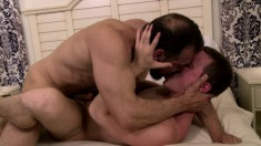 Insatiable Daddy Seduces His Daughter's Boyfriend For A Gay Romance