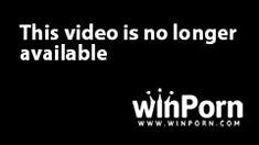 Amateur blonde prepares for shower