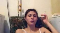 Bulgarian Smoke Teen