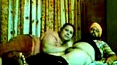 punjabi sikh with aunty